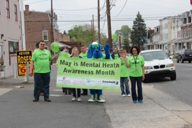 Clubhouse clebrates Mental Health Awareness Month